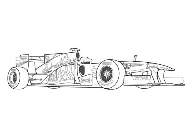 Coloriage auto de course pour adulte dessin gratuit imprimer - Dessin voiture stylisee ...