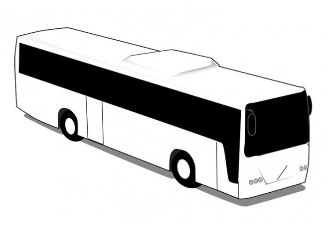 Coloriage et dessins gratuits Autobus comfort à imprimer