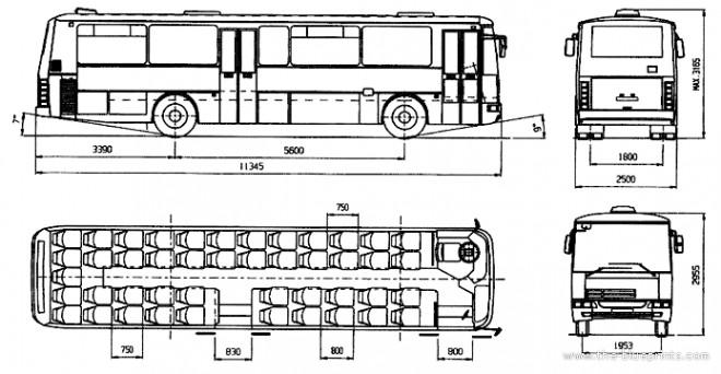 Coloriage autocar dessin technique dessin gratuit imprimer - Autocar dessin ...