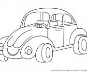 Coloriage Automobile 5