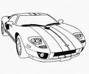 Coloriage Automobile 6