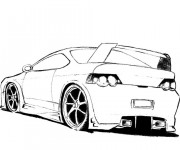 Coloriage Cars 10