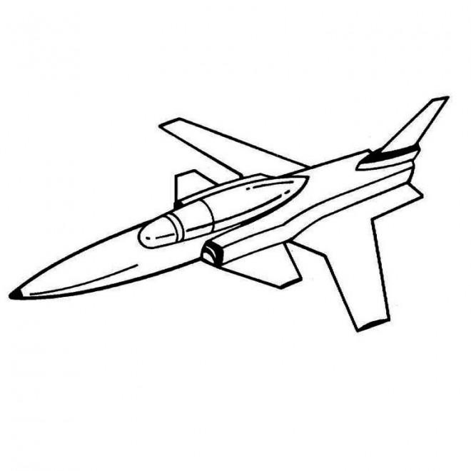 Coloriage Avion De Chasse Francaise Dessin Gratuit A Imprimer