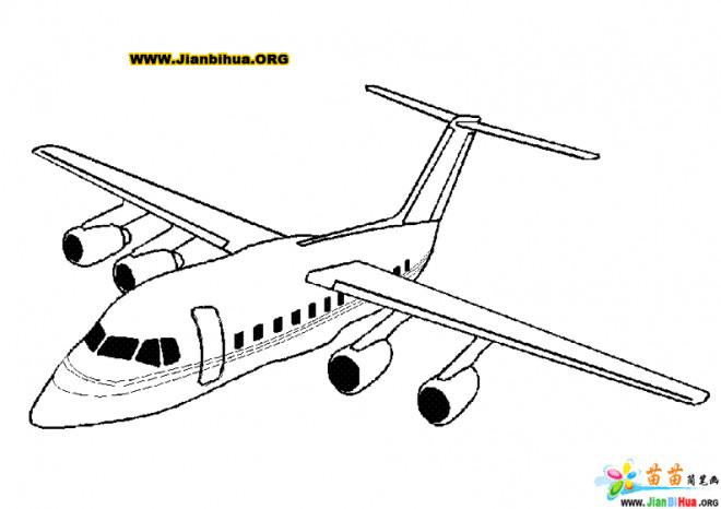 Coloriage et dessins gratuits Petit Avion en ligne à imprimer
