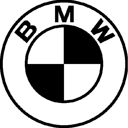 coloriage le logo bmw colorier dessin gratuit imprimer. Black Bedroom Furniture Sets. Home Design Ideas