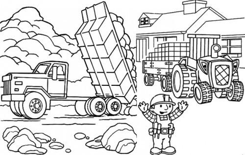 Dessin Camion Benne Coloriage.Coloriage Camion Benne Dessin Anime Dessin Gratuit A Imprimer