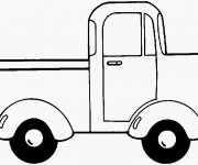 Coloriage Automobile 40