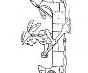 Coloriage Canot Antiquité