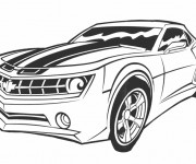 Coloriage Chevrolet
