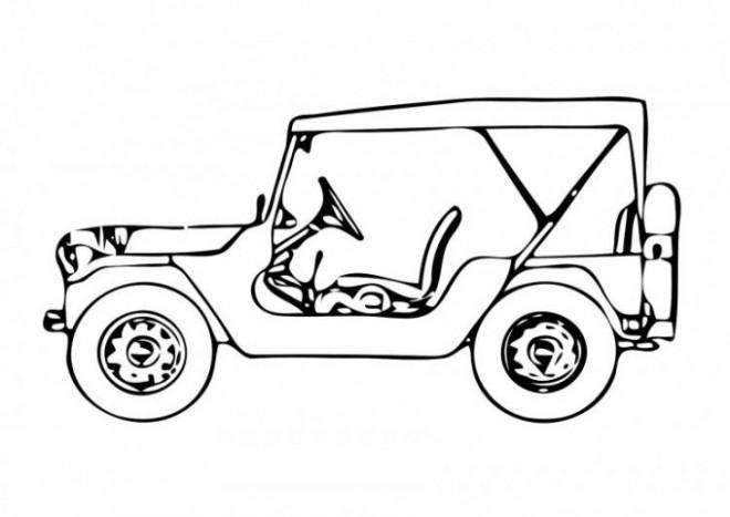 Coloriage et dessins gratuits Chevrolet 14 à imprimer