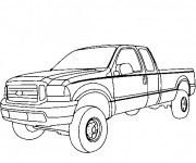 Coloriage Chevrolet 2