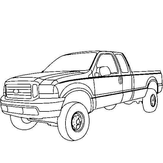 Coloriage et dessins gratuits Chevrolet 2 à imprimer