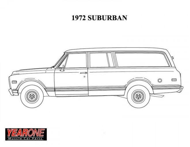 Coloriage et dessins gratuits Chevrolet 21 à imprimer