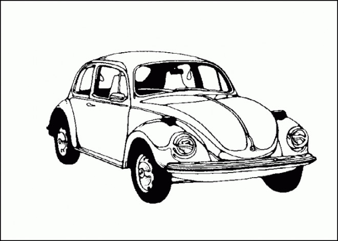 Coloriage et dessins gratuits Chevrolet 25 à imprimer