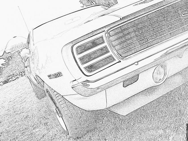 Coloriage et dessins gratuits Chevrolet 30 à imprimer
