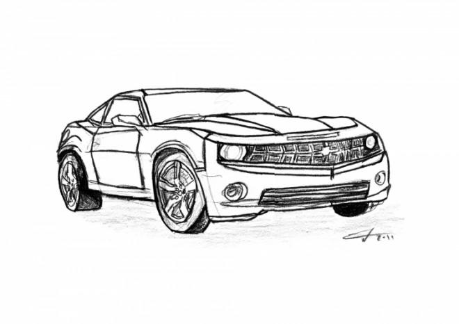 Coloriage et dessins gratuits Chevrolet 31 à imprimer
