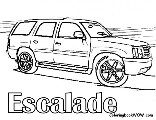 Coloriage et dessins gratuits Chevrolet 40 à imprimer