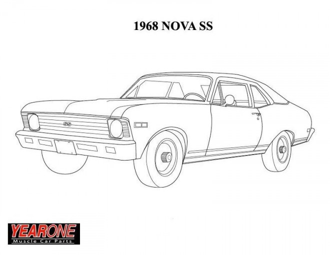 Coloriage et dessins gratuits Chevrolet 41 à imprimer