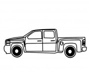 Coloriage Chevrolet 6