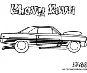 Coloriage Chevrolet 7