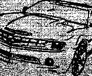 Coloriage et dessins gratuit Chevrolet Camaro sur ordinateur à imprimer