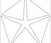 Coloriage et dessins gratuit Logo Chrysler à imprimer