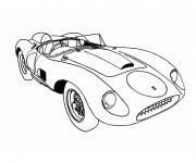 Coloriage Ferrari 2