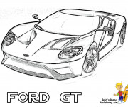 Coloriage Ford 14