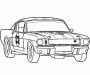 Coloriage Ford 16