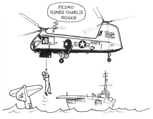 Coloriage et dessins gratuits Accident d'Hélicoptère militaire à imprimer