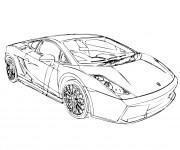 Coloriage lamborghini gratuit imprimer liste 20 40 - Lamborghini a colorier ...