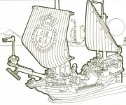 Coloriage Les Pirates Lego City
