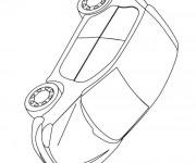 Coloriage et dessins gratuit Peugeot facile à imprimer