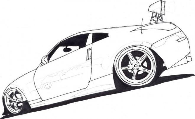 Coloriage et dessins gratuits Peugeot sport à imprimer