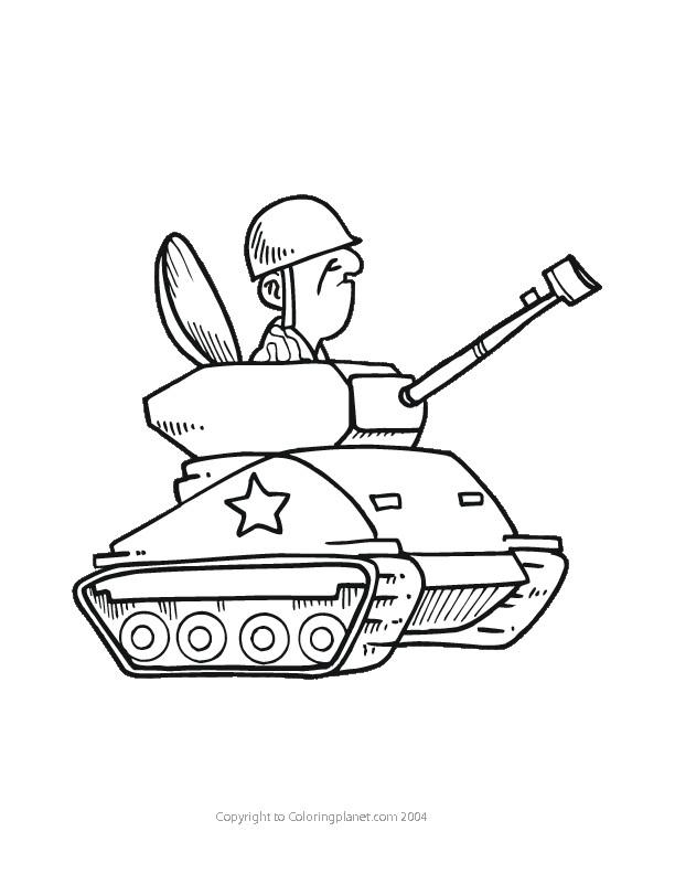 coloriage tank et soldat dr244le dessin gratuit 224 imprimer