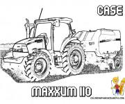 Coloriage Tracteur Gratuit à Imprimer Liste 40 à 60