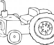 Coloriage tracteur gratuit imprimer - Coloriage tracteur claas ...