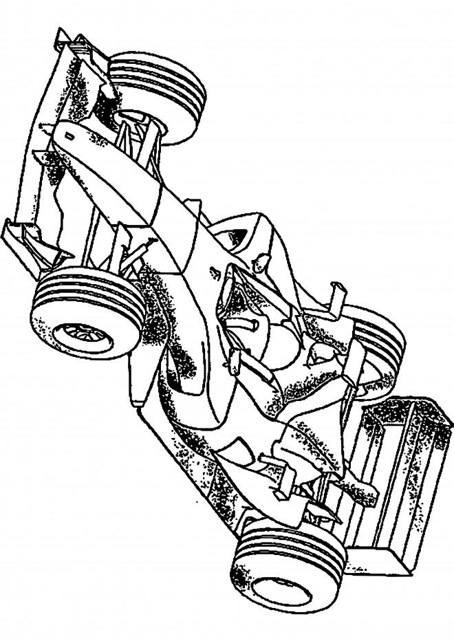 Jeux de course de voiture de dessin anim - Course de voiture dessin anime ...