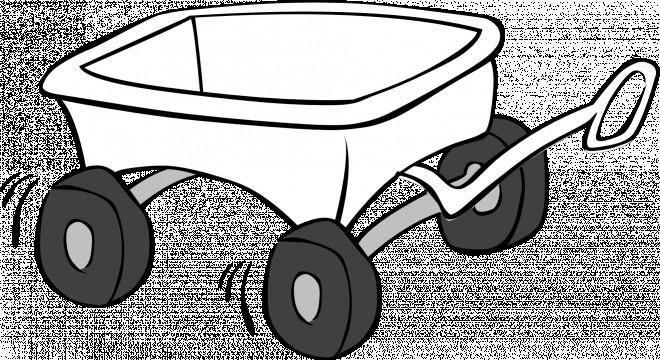 Coloriage et dessins gratuits Wagon  à colorier à imprimer